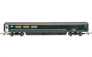 GWR, Mk3 Buffet (TRFB), 40743 - Era 11 - R4779-trains-Hobbycorner