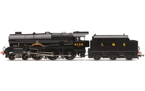 LMS, Royal Scot Class, 4-6-0, 46126 'Royal Army Service Corps' - Era 3-trains-Hobbycorner