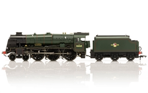 BR, Royal Scot Class, 4-6-0, 46165 'The Ranger' Late BR - Era 5-trains-Hobbycorner