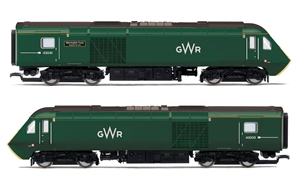 GWR, Class 43 HST, 'Meningitis Trust Support for Life' Train Pack - Era 11-trains-Hobbycorner