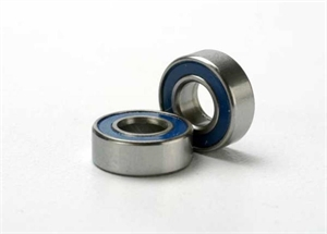 5116 - Ball Bearings, Blue Rubber Sealed (5X11X4mm) (2)-radio-controlled-cars-and-trucks-Hobbycorner