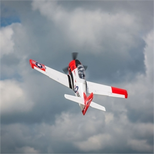 T-28 1.2m BNF Basic with retract and flaps installed - EFL8350-radio-controlled-planes-and-gliders-Hobbycorner