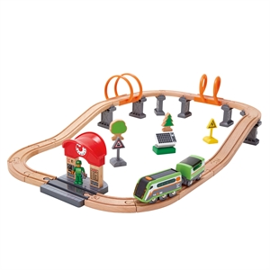 Solar Power Circuit-trains-Hobbycorner