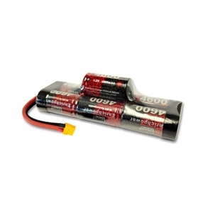8.4V NiMh SC4600 Hump pack With XT60 -batteries,-chargers-and-testers-Hobbycorner