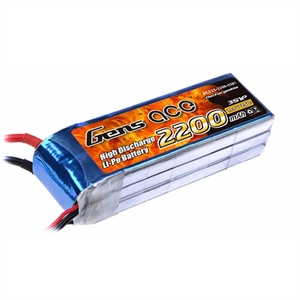 2200mAh 3S 11.1v 25C with XT60 Plug-batteries,-chargers-and-testers-Hobbycorner