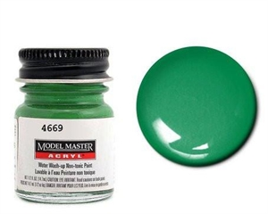 Acrylic Gloss Green - 14.7ml - 4669-paints-and-accessories-Hobbycorner