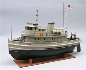 U.S. Army Tug ST-74 -model-kits-Hobbycorner