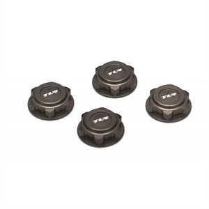 Covered 17mm Wheel Nuts - TLR3538-radio-controlled-cars-and-trucks-Hobbycorner