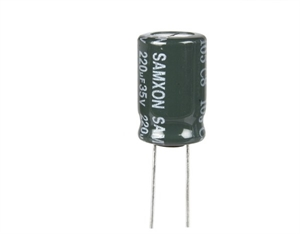 220uF 35VDC Low ESR Electrolytic Capacitor-drones-and-fpv-Hobbycorner