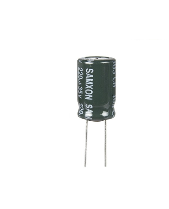 470uF 35VDC Low ESR Electrolytic Capacitor