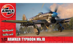 1/72 Hawker Typhoon Ib - 02041A-model-kits-Hobbycorner