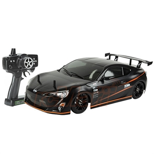 1/10 E4DMF Drift Car Silver Ver - 503017-86-radio-controlled-cars-and-trucks-Hobbycorner