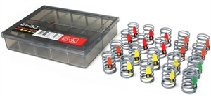 1/10 Touring - Springs Set 13x23.5mm #21~#30 (10 pairs) - K4902-radio-controlled-cars-and-trucks-Hobbycorner
