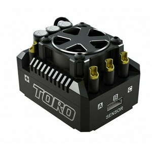 Toro TS150 1/8th 150A ESC-electric-motors-and-components-Hobbycorner