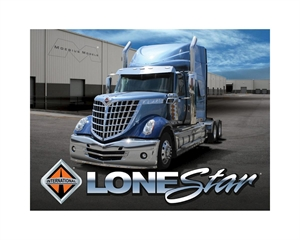1/25 2010 International Lonestar Truck-model-kits-Hobbycorner