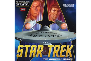 1/350 Star Trek TOS Enterprise-model-kits-Hobbycorner
