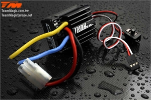 Electronic Speed Controller - Thor - WP-1040 - Waterproof - 100A - Limit 12T-electric-motors-and-components-Hobbycorner