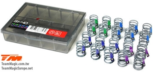 Shock Springs - 1/10 Touring - Springs Set 13x23.5mm 31-40 (10 pairs)-radio-controlled-cars-and-trucks-Hobbycorner