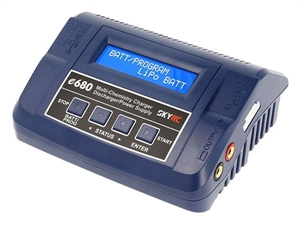 e680 AC/DC 80W Charger-batteries,-chargers-and-testers-Hobbycorner