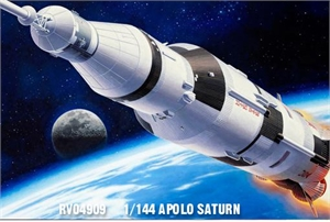 Apollo Saturn V Rocket - RV04909-model-kits-Hobbycorner