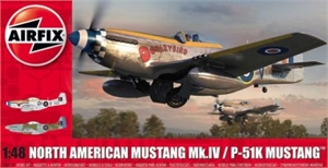 1/48 North American P-51K Mustang Mk.IV-model-kits-Hobbycorner