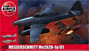 1/72 Messerschmitt Me262B-1a/U1-model-kits-Hobbycorner