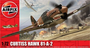 1/72 Curtiss Hawk 81-A-2-model-kits-Hobbycorner