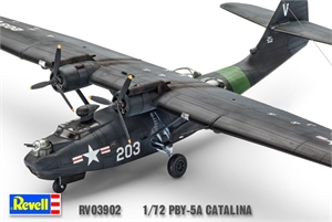 1/72 PBY-5A Catalina - RV03902-model-kits-Hobbycorner