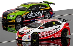 Ltd Edition - BTCC Championship - 14/15-slot-cars-Hobbycorner