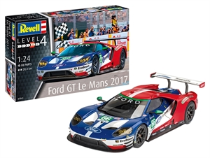 1/24 Ford GT Le Mans 2017-model-kits-Hobbycorner