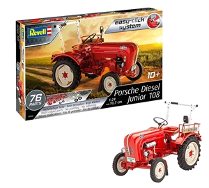 1/24 Porsche Junior108 model Tractor kit-model-kits-Hobbycorner