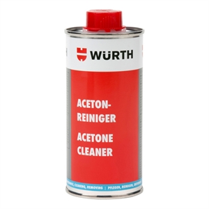 Acetone cleaner - 250ml-glues-and-solvents-Hobbycorner