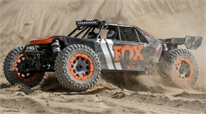 1/5 DBXL-E 2.0 4WD Brushless Desert Buggy RTR with Smart - (Fox Body)-radio-controlled-cars-and-trucks-Hobbycorner