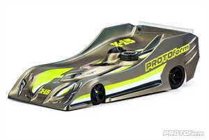 X-15 Clear Body for 1:8 On Road - 1569-25-radio-controlled-cars-and-trucks-Hobbycorner