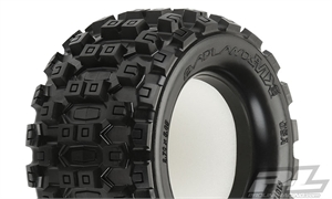"Badlands MX28 2.8"" All Terrain Truck Tires - 10125-00-tires-and-rims-Hobbycorner"