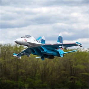 Su-30 Twin 70mm EDF BNF Basic w/AS3X & SAFE Select - EFL01050-radio-controlled-planes-and-gliders-Hobbycorner