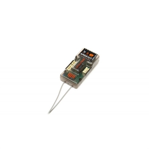 AR6610T 6-Channel DSMX Telemetry Receiver-radio-gear-Hobbycorner