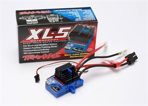 Xl-5 Electronic Speed Control Waterproof (Land Version) - 3018R-electric-motors-and-components-Hobbycorner