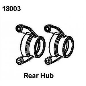 1/18 MT - RCPRO - Rear Hub - 18003-radio-controlled-cars-and-trucks-Hobbycorner
