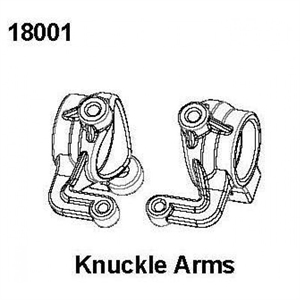 1/18 MT - Knuckle Arms - 18001-radio-controlled-cars-and-trucks-Hobbycorner