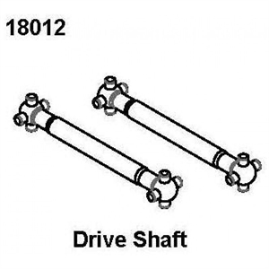 1/18 MT - Drive Shaft - 18012-radio-controlled-cars-and-trucks-Hobbycorner