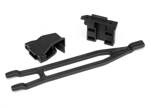 Battery hold-downs, tall - for installation of multi-cell batteries - 7426X-radio-controlled-cars-and-trucks-Hobbycorner