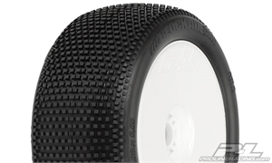 "Blockade VTR 4.0"" M3 (Soft) Off- Road 1:8 Truck Tires Mounted -  9046- 40-tires-and-rims-Hobbycorner"