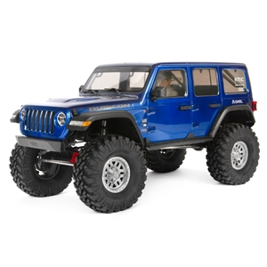 1/10 SCX10 III Jeep JL Wrangler with Portals 4WD Kit - AXI03007-radio-controlled-cars-and-trucks-Hobbycorner