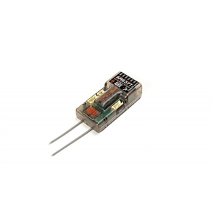 AR637T 6-Channel AS3X Telemetry Receiver - SPMAR637T-radio-gear-Hobbycorner
