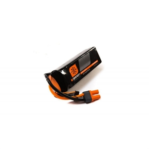 2200mAh 3S 11.1V Smart LiPo 30C - IC3 - SPMX22003S30-batteries,-chargers-and-testers-Hobbycorner