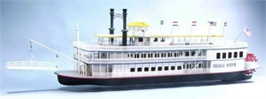 Creole Queen Mississippi Riverboat - 1222-model-kits-Hobbycorner