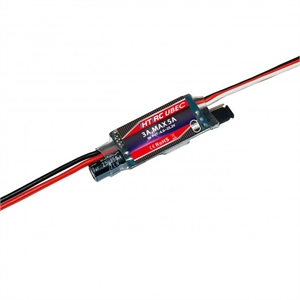 SBEC - 3A cont 5A burst 2-6S LiPo, 5-18NC Output 5.0V-6.0V/3A - 5300330-electric-motors-and-components-Hobbycorner