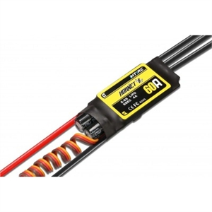 Hornet 60A Aircraft Heli ESC - 2-6s-electric-motors-and-components-Hobbycorner
