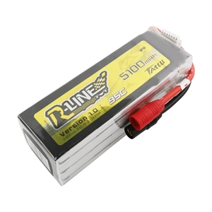 5100mAh 6S 22.2v 95C - 149x49x56mm 870g-batteries,-chargers-and-testers-Hobbycorner